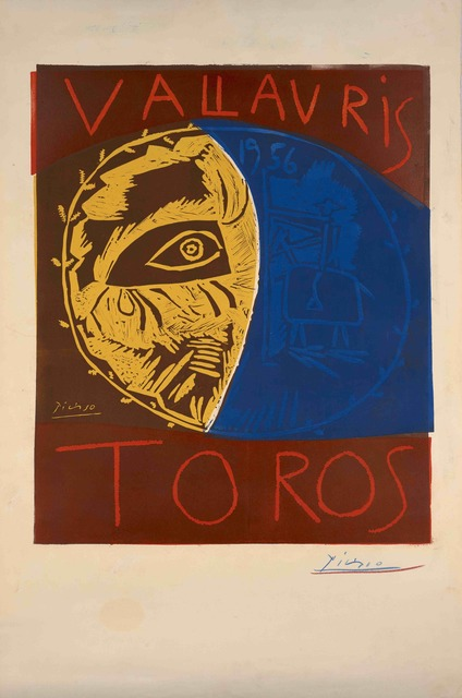 , 'Vallauris Toros,' 1956, BASTIAN