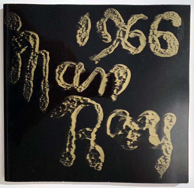 Man Ray, 'Man Ray 1966', 1966, David Lawrence Gallery