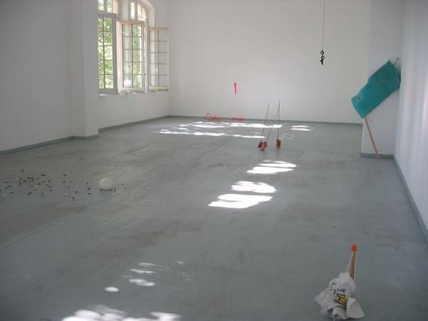 , 'Installation view of the exhibition Margrét H. Blöndal at Museo de Arte Contemporáneo de Santiago de Chile,' 2005, Fort Worth Contemporary Arts