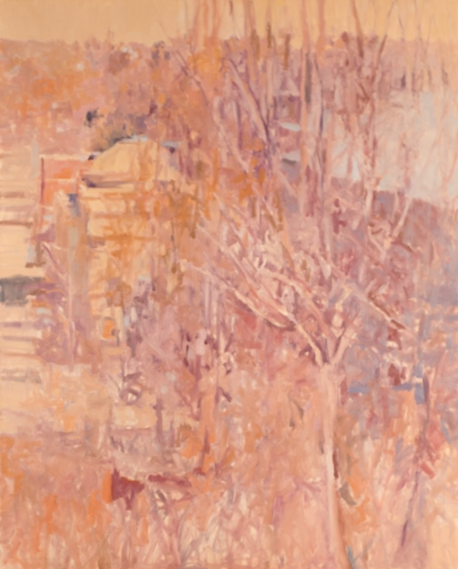 , 'Down Ninth Street in the Pale Russet Light,' 2018, Les Yeux du Monde Gallery