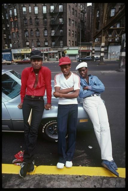 , 'Treacherous Three, Harlem, NY,' 1981, Steven Kasher Gallery
