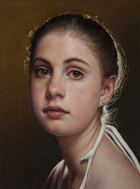 , 'Young Girl Looking to the Left,' , Gallery 1261