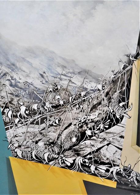 José Benítez Montilla, 'Brahma 1', 2019, Es Arte Gallery