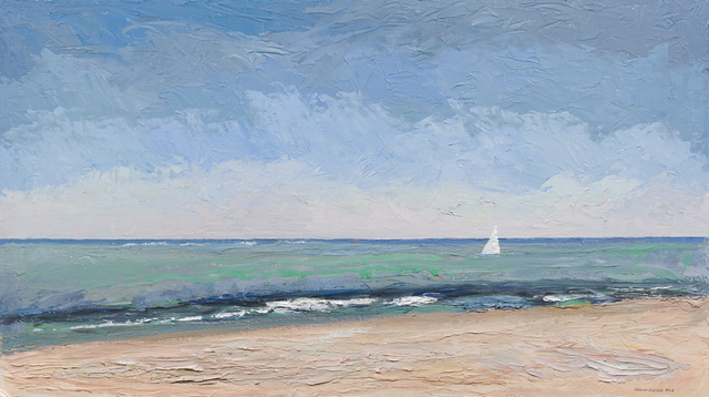 , 'The Bahamas,' 2016, Grenning Gallery