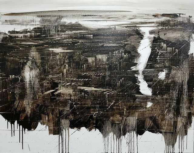 , '星霜屢移 Shifting Ground #13,' 2018, Pontone Gallery