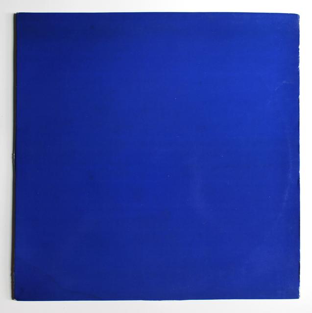 Yves Klein, 'Album de la Conférence à la Sorbonne', 1969, EHC Fine Art: Essential Editions V