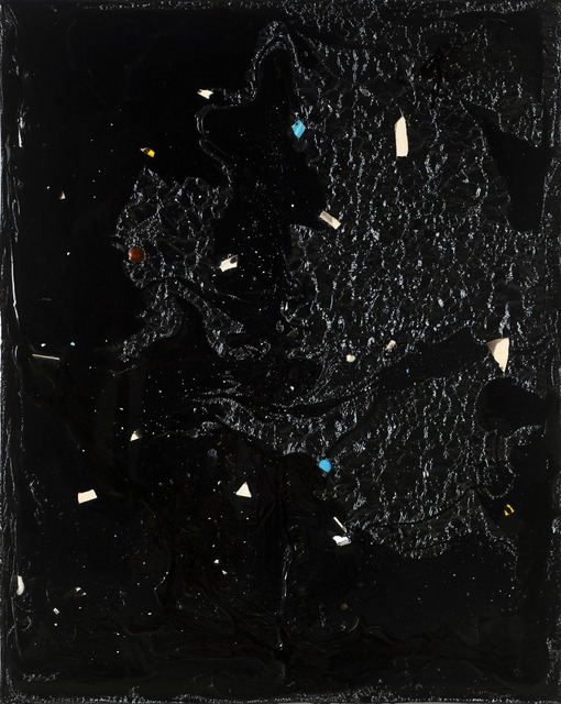 , 'Constellation Painting #4,' 2011, Gagosian