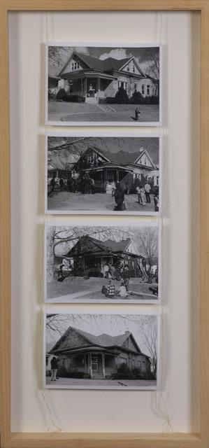 , 'Clay House, 1972,' 2010, Galleria Giovanni Bonelli