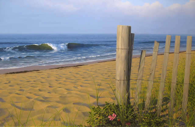 , 'Morining on the Beach,' ca. 2013, Quidley & Company