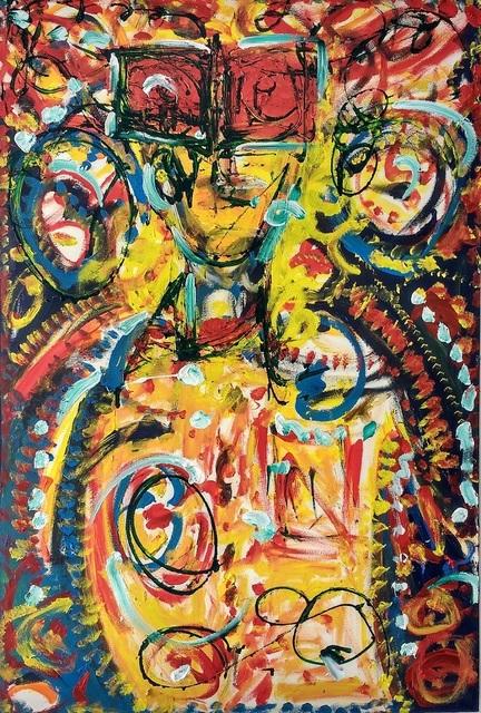 , 'Homem I,' , Inn Gallery