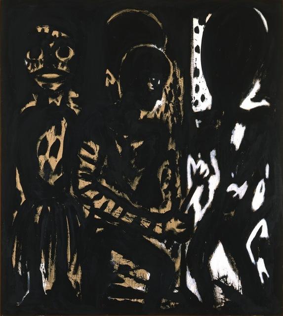 , 'Maler,' 1988, Eleni Koroneou