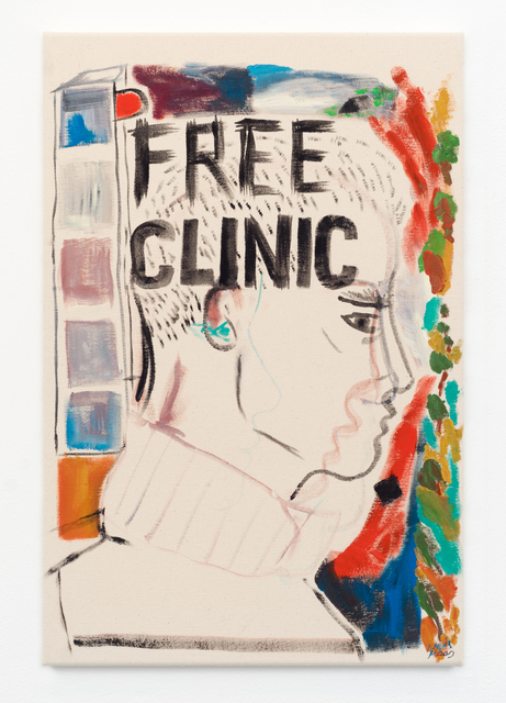 , 'Free Clinic,' 2017, UNION Gallery