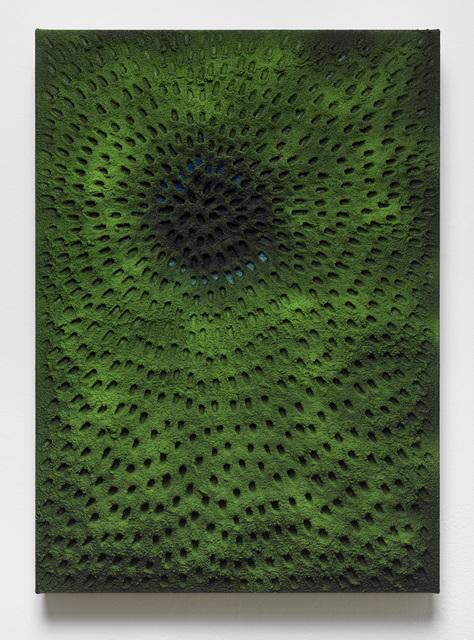 , 'Marsh Black,' 2016, Harper's Books