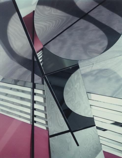 Barbara Kasten, ''Construct LB/5'', 1982, Sotheby's