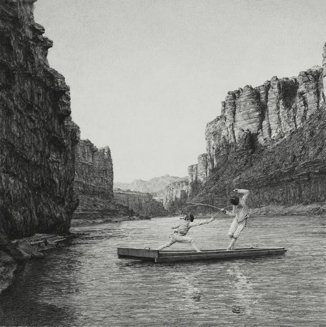 , 'Riparian Law,' 2016, Winston Wächter Fine Art
