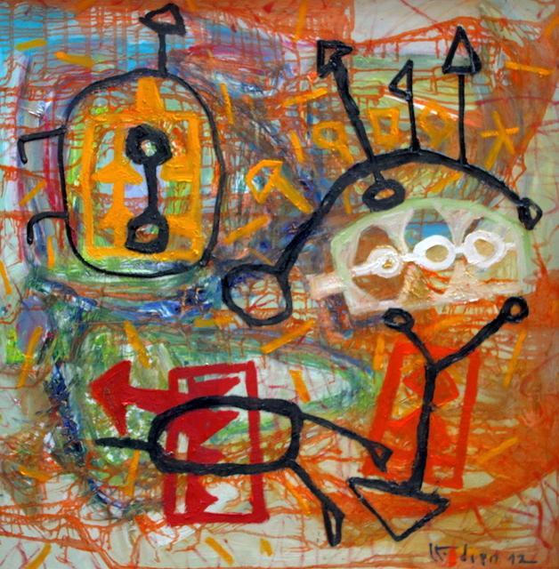 , 'Alluvial XVI  冲积 十六,' 2010, Galerie Dumonteil