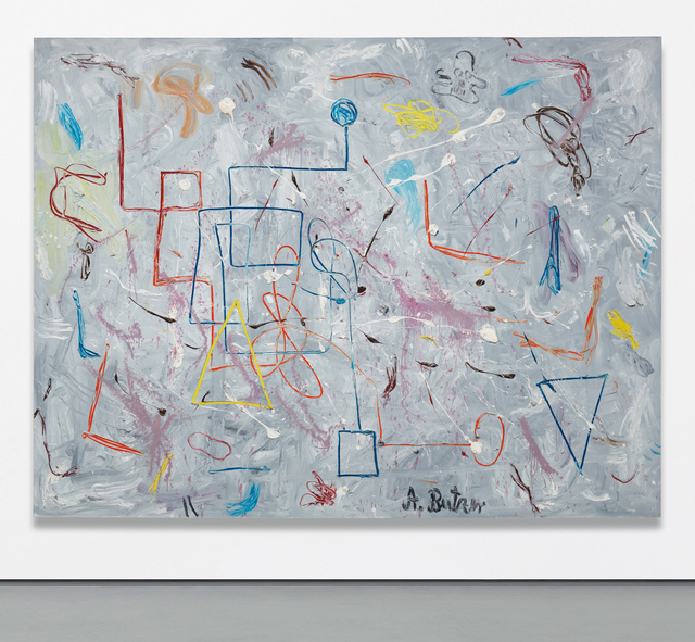 André Butzer, 'Untitled', 2007, Painting, Oil on canvas, Phillips