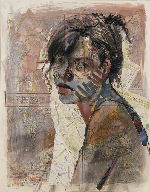 Audrey Anastasi, 'Touch', 2018, Tabla Rasa Gallery