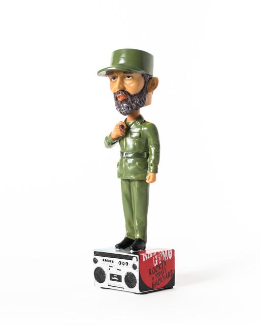, 'Fidel Bobblehead,' , Radius Books