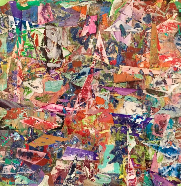 , 'Big Little 120,' 2018, Carrie Haddad Gallery