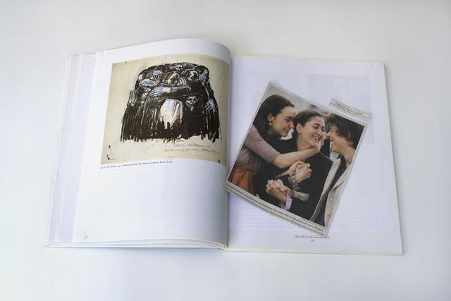 , 'Betancourt and Kollwitz,' 2008, Denise Bibro Fine Art