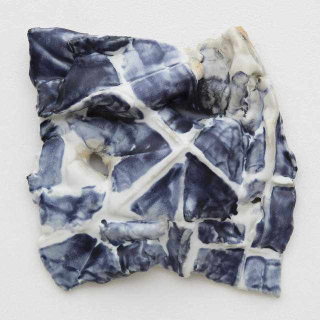 , 'Tangled Blue,' 2017, Kate Oh Gallery
