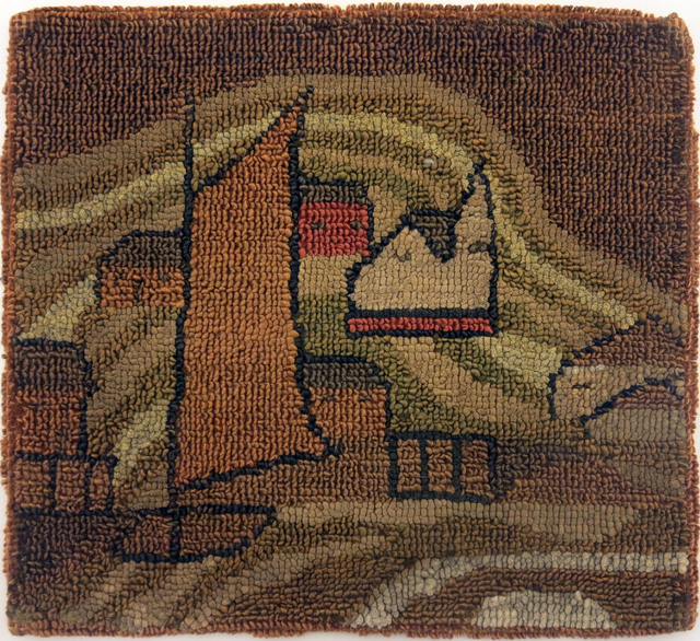 , 'St. Anthony Table Mat,' ca. 1933, Edward Thorp Gallery