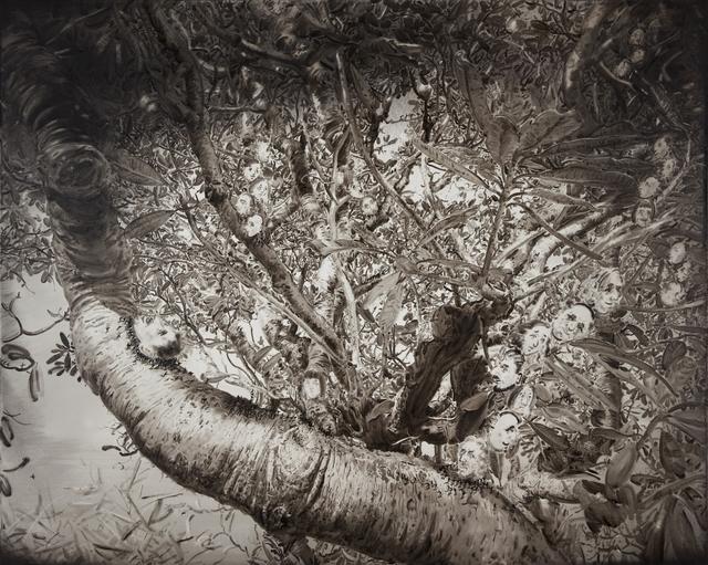 , 'Black Fruit ,' 2018, rosenfeld porcini