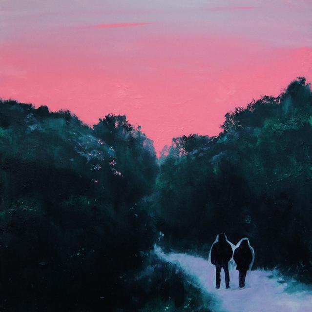 , 'The Velvet Of a Summer Night,' 2015, Abode