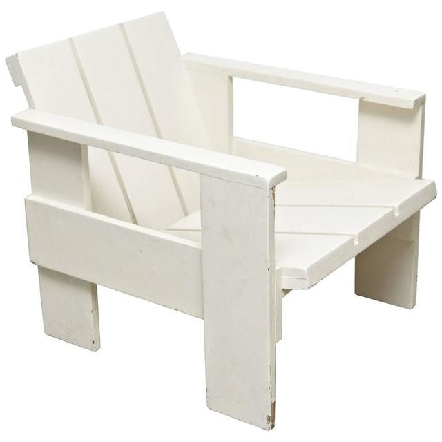 Astonishing Gerrit Thomas Rietveld Crate Chair Metz Co Ca 1950 Available For Sale Artsy Download Free Architecture Designs Scobabritishbridgeorg