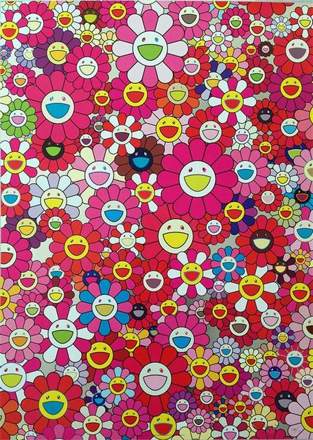 Takashi Murakami, 'An Homage to Mono Pink 1960', 2011, Hang-Up Gallery