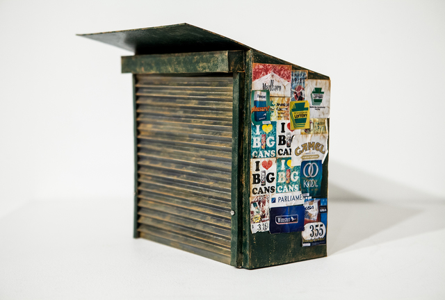 , 'News Stand #3,' 2016, Visions West Contemporary