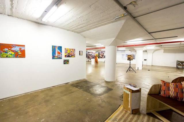 , 'Archipelago,' 2017, Museum of African Design (MOAD)