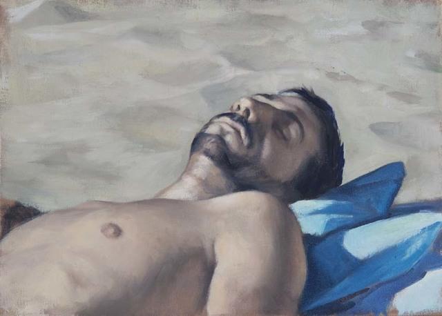 , 'Sunbather ,' 2016, OLSEN GALLERY