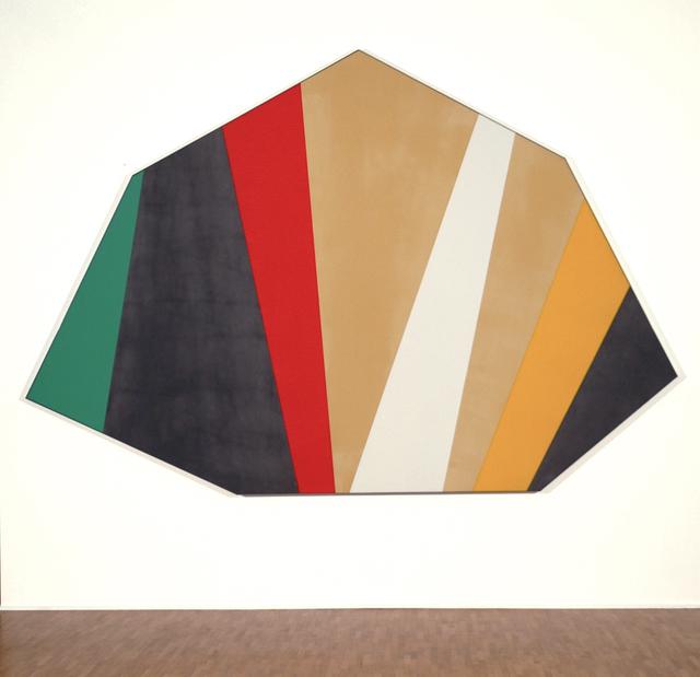 Kenneth Noland, 'Half Day', 1976, Galleria Fumagalli