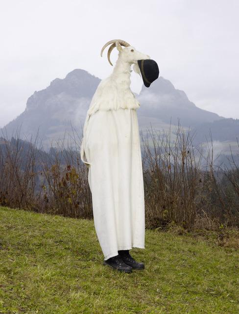 , 'Habergeiss (Goat), Tauplitz, Austria,' 2010-2011, Yossi Milo Gallery