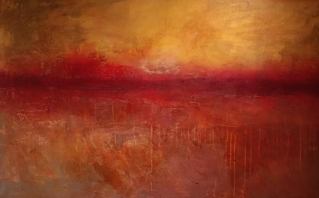 Robin Richmond, 'Monument Valley', 2105, Little Buckland Gallery
