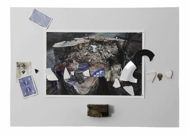 , 'Board game,' 2014, Galerie Nathalie Obadia