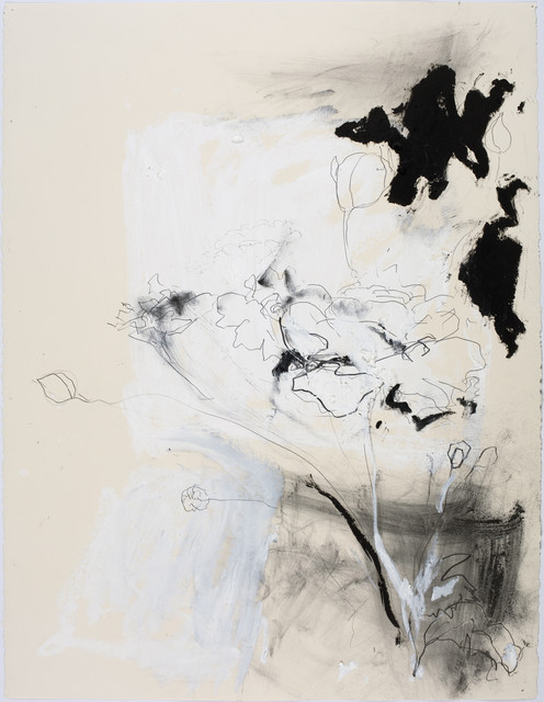 , 'First Flowers (S.F.) 3,' 2017, Anthony Meier Fine Arts
