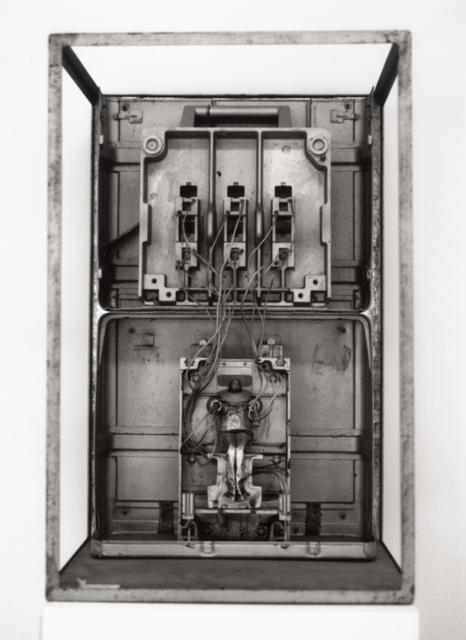 , 'Prüfstand,' 1970, Henze & Ketterer