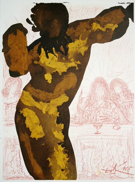 , 'And After The Morsel, Satan Entered Into Him,' 1963-1967, Studio Mariani Gallery