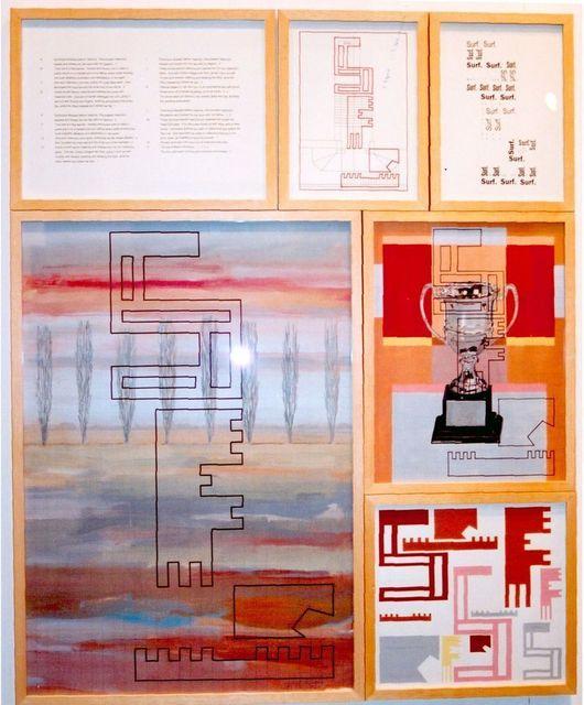 , 'Material Slang II,' 1999, Galería Juana de Aizpuru