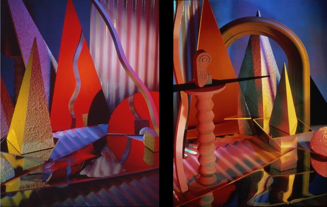 , 'Diptych XXX-XXIX,' 1985, Kadel Willborn