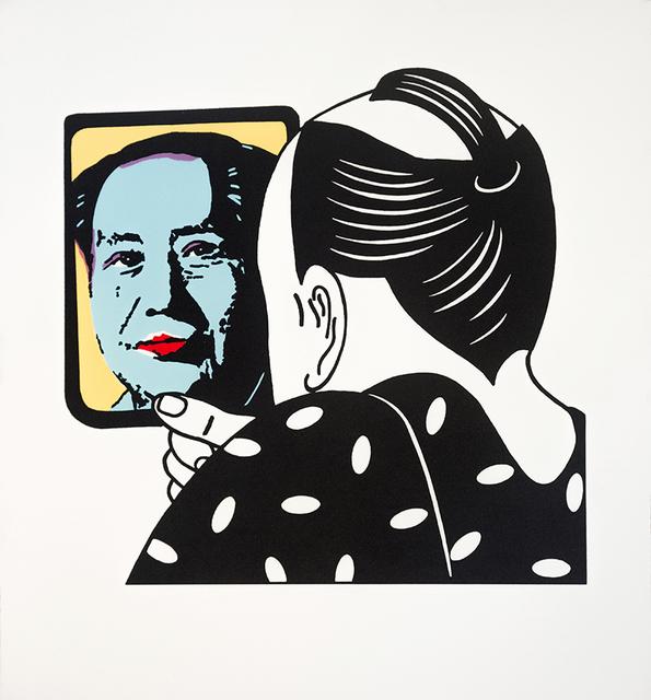 Roger Shimomura, 'Mao', 2016, Haw Contemporary