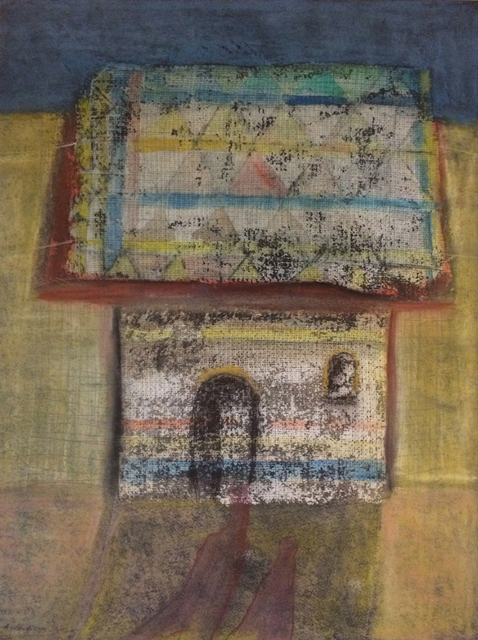 , 'Home Facade,' 1999, Al Ma'mal Foundation for Contemporary Art