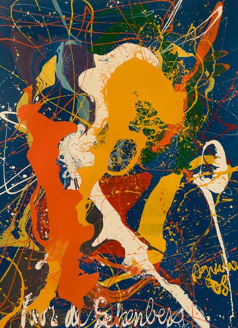 , 'Flor de (Mario) Schenberg / (Mario) Schenberg's flower,' 2008, Utópica