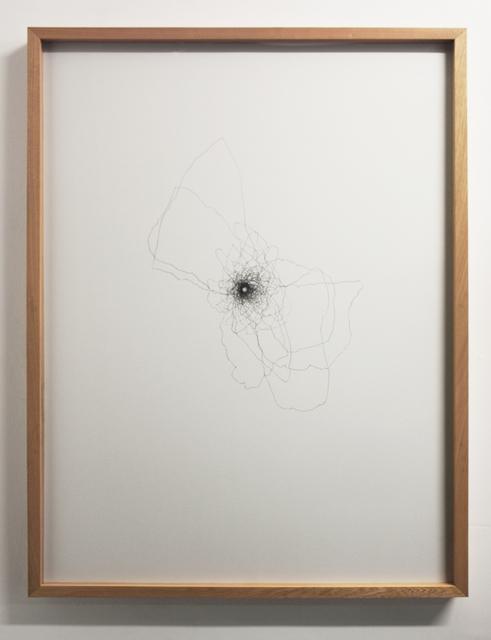 , 'Nebulosa IV,' 2016, Proyecto Paralelo