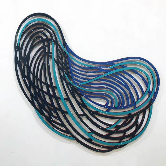 Linda Fleming, 'Swoop', 2018, Robischon Gallery