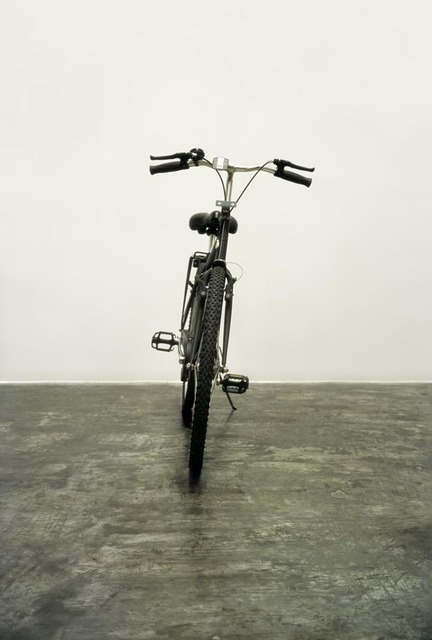 , '纪念碑-自行车 Bike,' 2010, Shanghai Gallery of Art