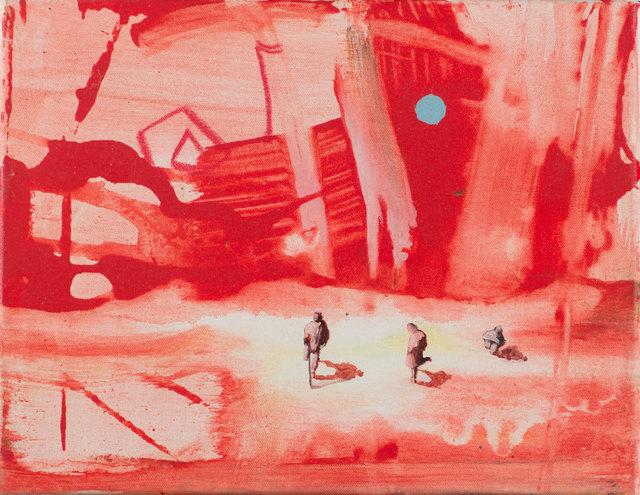 , 'The Search,' 2011, Weinstein Gallery